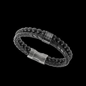 Bracelet Karma Noir