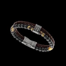 Bracelet Karma Marron
