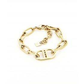 Bracelet Maille Etrier