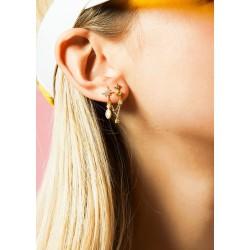 Mono Boucle d'oreilles Chandelier